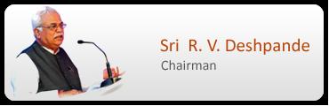 Sri. R. V. Deshpande